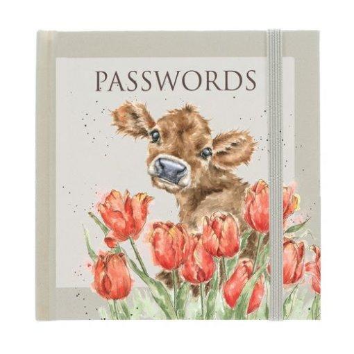Wrendale Password Book Bessie