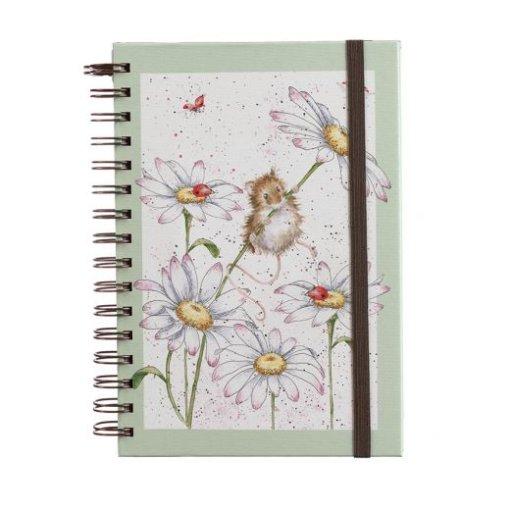 Wrendale Notitieboek A5 Oops a Daisy