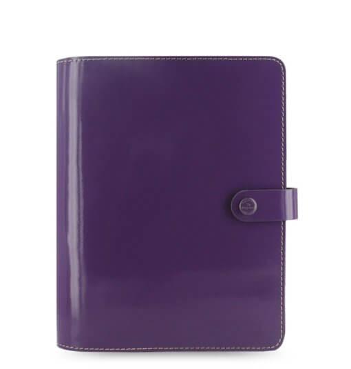 Filofax Organizer The original Patent Purple