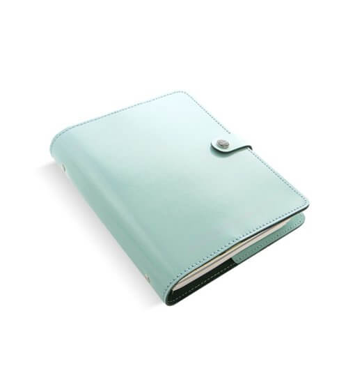 Filofax Organizer The original Patent Duck Egg 1