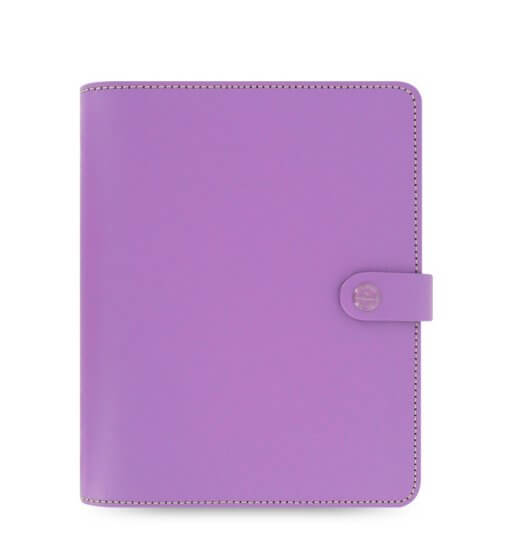Filofax organizer The Original Lilac