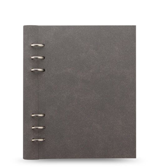 Filofax Clipbook Architexture A5 Notebook concrete