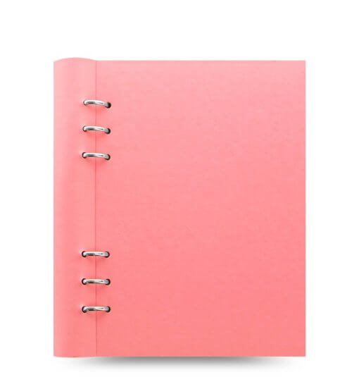Filofax Clipbook Classic Pastel A5 Notebook