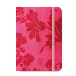Carmyne's Journals A5 Tomoe River Notitieboek Pink Red