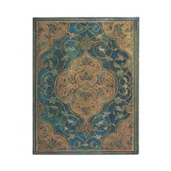 Paperblanks Agenda 2021 Turquoise Chronicles Ultra
