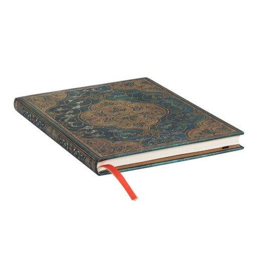 Paperblanks Agenda 2021 Turquoise Chronicles Ultra 1