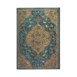 Paperblanks Agenda 2021 Turquoise Chronicles Midi