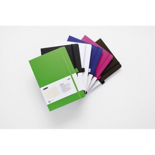 Lamy Notitieboek Softcover A5 Zwart 1