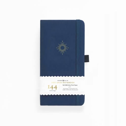 Archer and Olive Traveler's Notebook Dot Grid - North Star