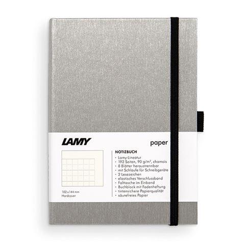 Lamy Notitieboek Hardcover A5 Black 1