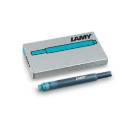 Lamy T10 Vulpen Inktpatronen Turquoise