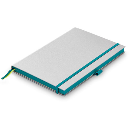 Lamy notitieboek A5 hardcover turmaline