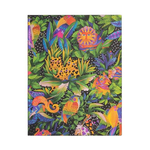 Paperblanks Flexis notitieboek Jungle Song Ultra