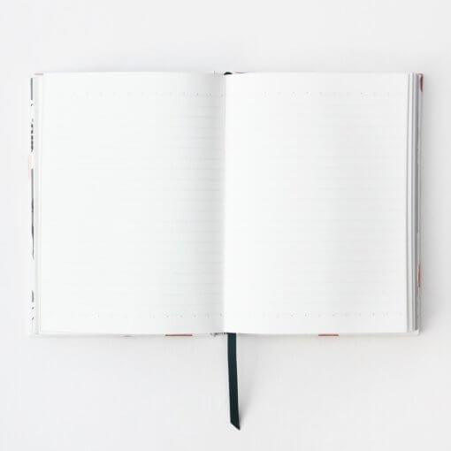 Caroline Gardner Notitieboek - Rose Gold Polka Dot 4