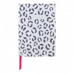 Caroline Gardner Notitieboek - Leopard Print Large
