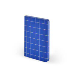 Nuuna notitieboek Break The Grid - Blauw