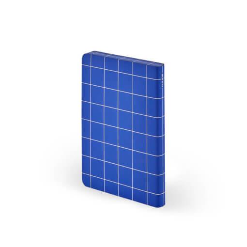 Nuuna notitieboek Break The Grid - Blauw 1