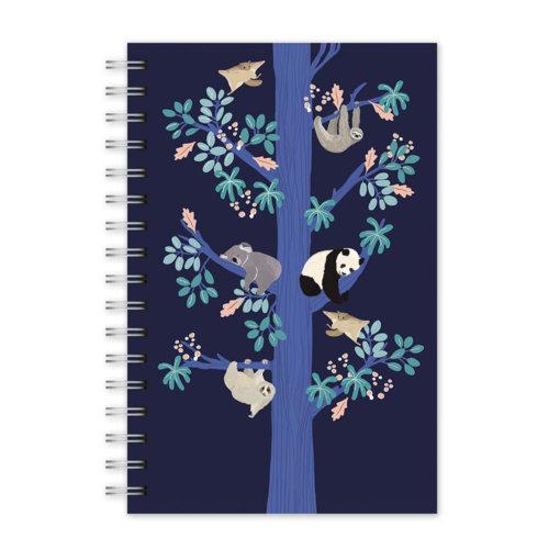 Notitieboek spiraal The Sleeping Tree