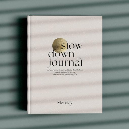 MONDAY Slow Down Journal 1