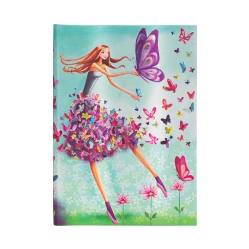 Paperblanks notitieboekje Summer Butterflies - Mila Marquis