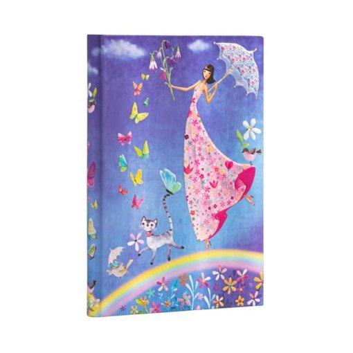 Paperblanks notitieboekje Spring Rainbow - Mila Marquis