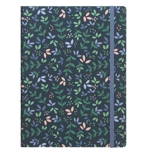 Filofax notitieboek A5 Garden Dusk