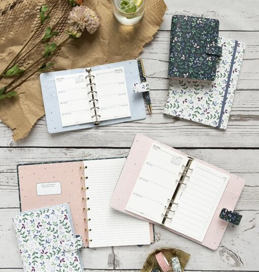 Filofax notitieboek A5 Garden 1