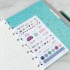 Filofax Stickers Expressions