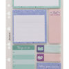 Filofax Expressions Sticky Notes