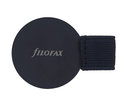 Filofax Elastic Pen Loop Charcoal