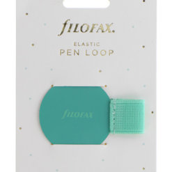 Filofax Elastic Pen Loop Mint