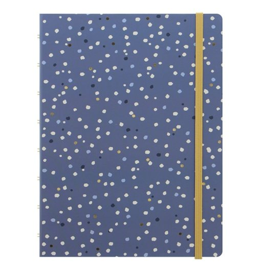 Filofax notitieboek A5 Indigo Snow