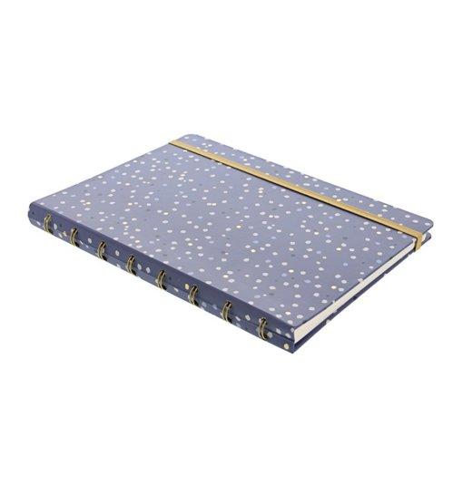 Filofax notitieboek A5 Indigo Snow 1