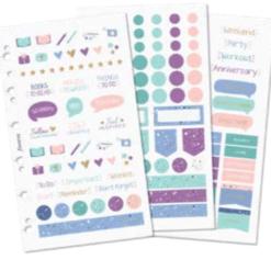 Filofax Stickers Confetti