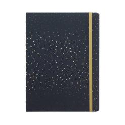 Filofax notitieboek A5 Confetti Charcoal
