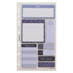 Filofax Indigo Sticky Notes