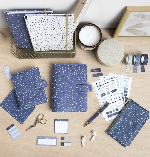 Filofax Indigo Sticky Notes 5