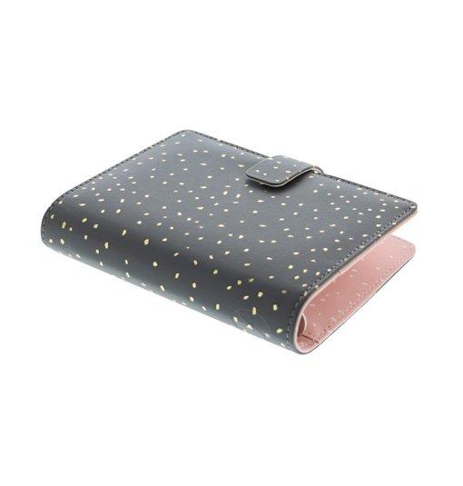 Filofax organizer Confetti Charcoal Pocket 1