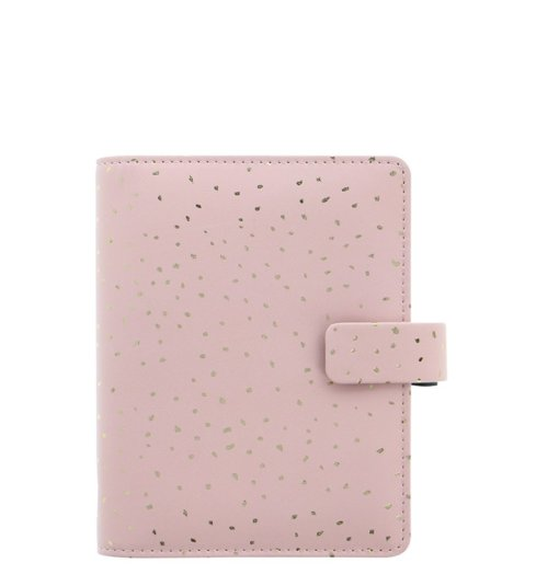 Filofax organizer Confetti Rose Quartz Pocket