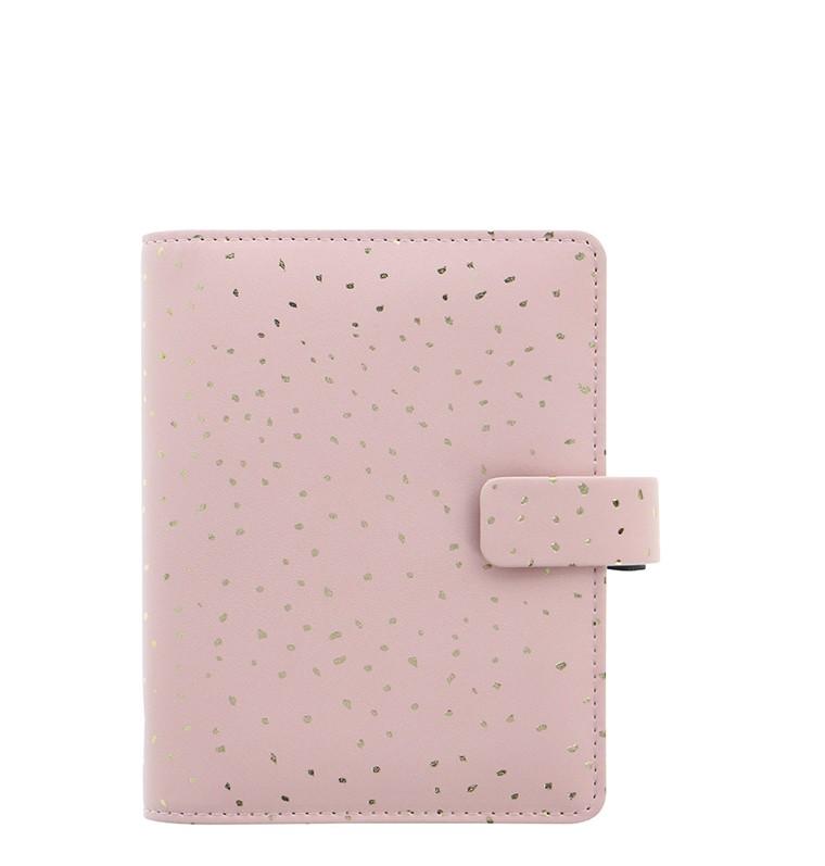 Filofax organizer Confetti Rose Quartz Pocket