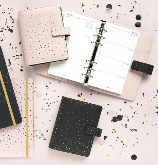 Filofax organizer Confetti Rose Quartz Pocket 2