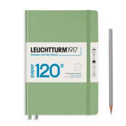 Bullet Journal Leuchtturm1917 120 g Paper Sage