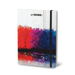 Stifflex Artwork Book - Nature Splash