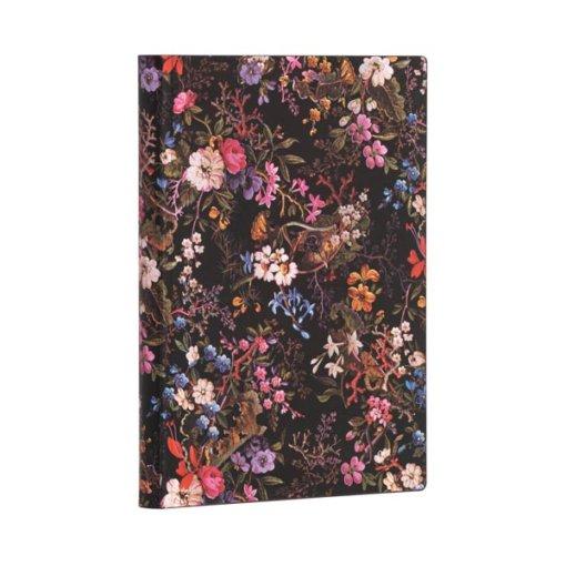 Paperblanks Flexis notitieboek Floralia Midi