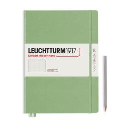 Leuchtturm1917 A4+ notitieboek Master Slim Sage