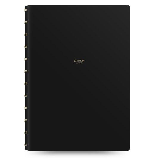 Filofax Notebook A4 Folio Refill Gelinieerd Papier