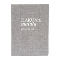 Goldbuch Notebook A5 Dotted Linum 2.0 Light Grey
