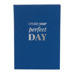 Goldbuch Notebook A5 Dotted Linum 2.0 Blue