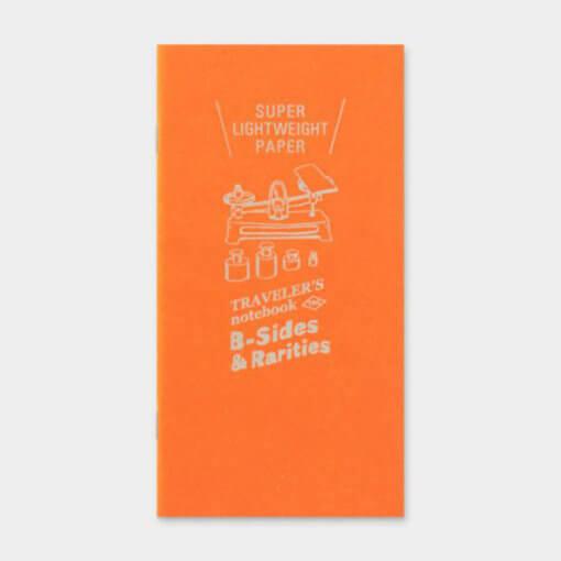 Midori Traveler's Notebook navulling Super Lightweight Paper
