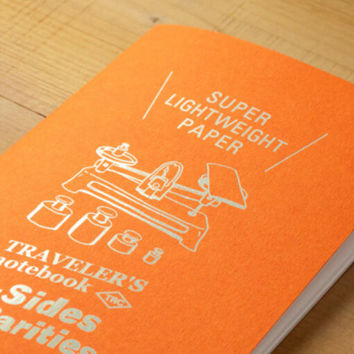 Midori Traveler's Notebook navulling Super Lightweight Paper 3